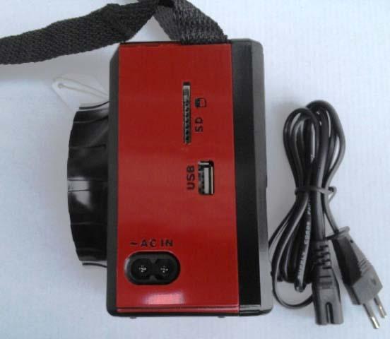 Портативно USB Радио