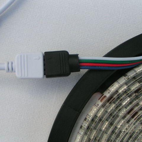LED Конектор Пин