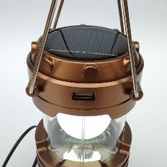 соларна лампа
