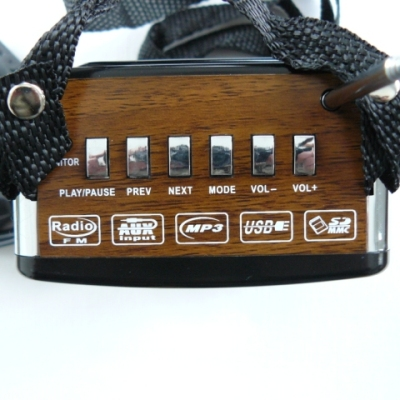Портативно MP3 Радио