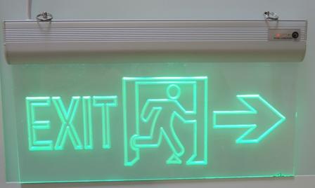 Евакуационна Табелка