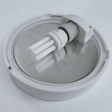 Влагозащитено осветително тяло за баня